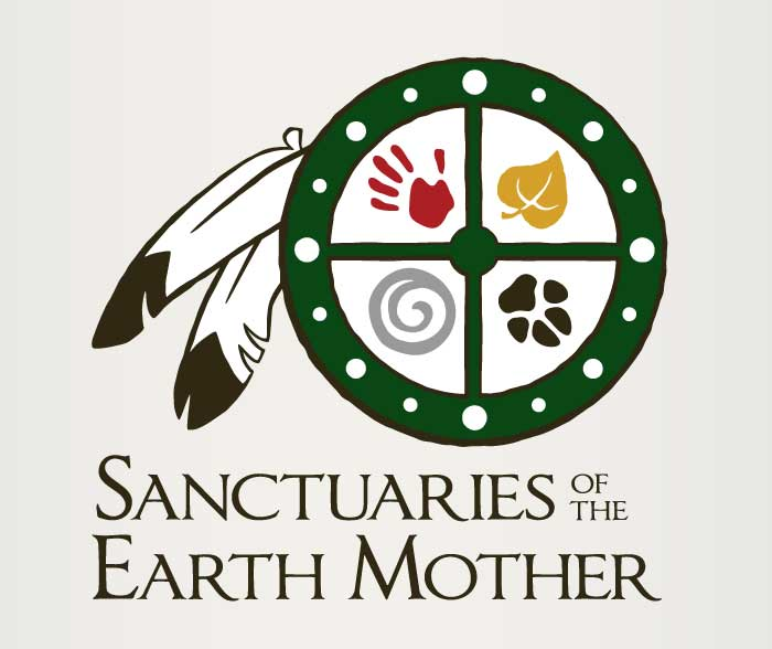 Logo: Sanctuaries of the Earth Mother